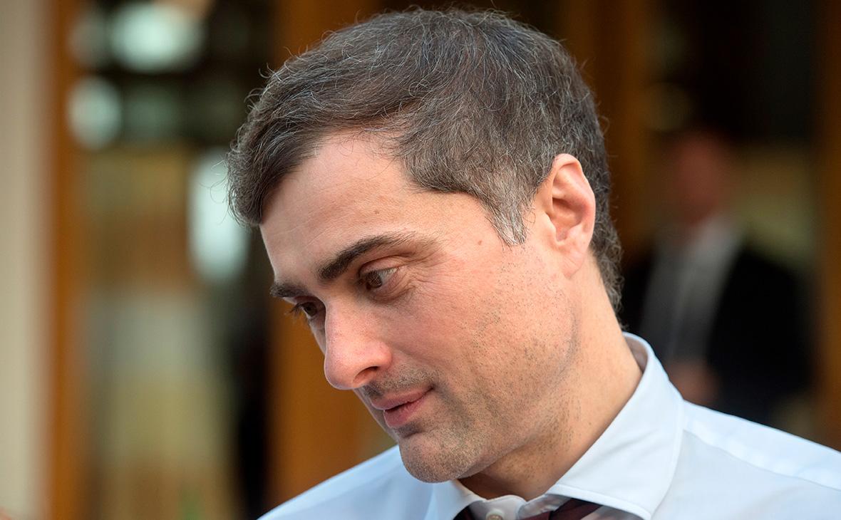 Кремль назвал слова Суркова о президентских сроках частным мнением