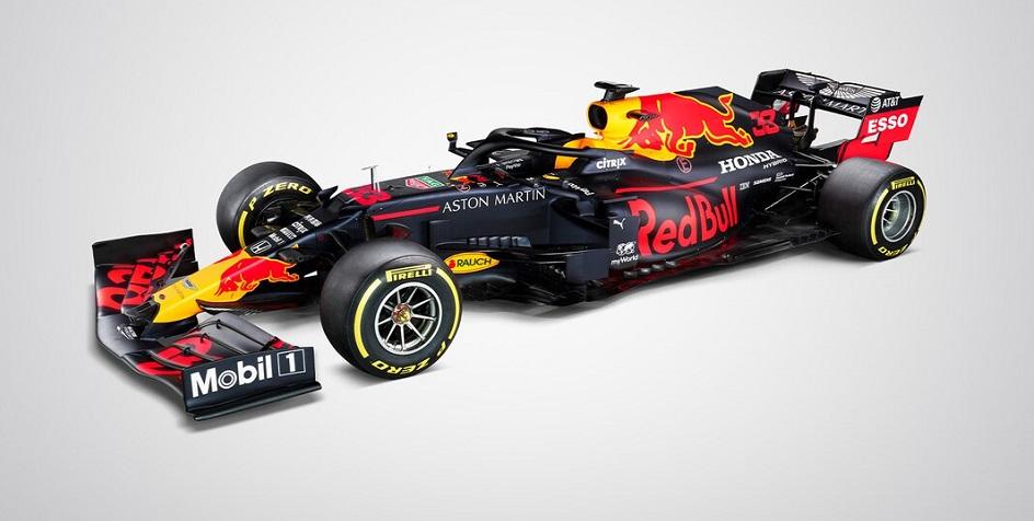 Фото: пресс-служба Red Bull