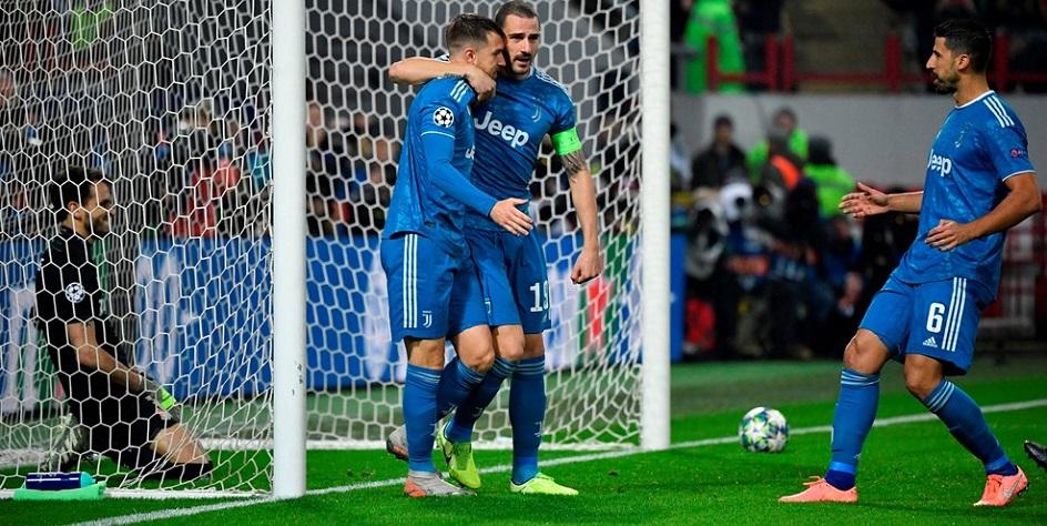 Рэмзи извинился перед Роналду за гол в матче с «Локомотивом»