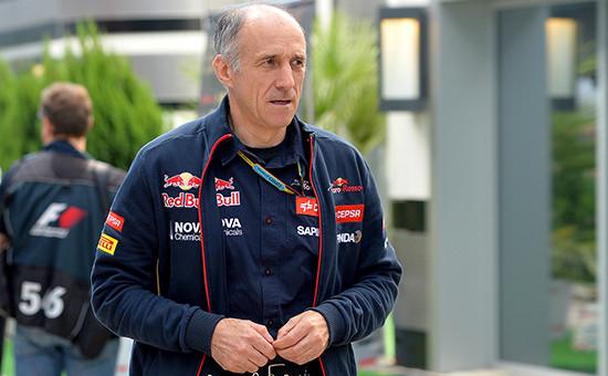 Франц Тост с 2006 года возглавляет Scuderia Toro Rosso – команду Formula 1