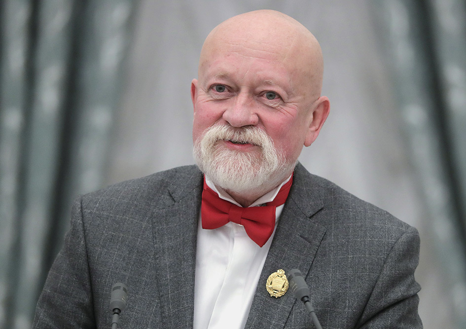 Президент Общероссийской творческой профессиональной общественной организации «Союз архитекторов России» Николай Шумаков