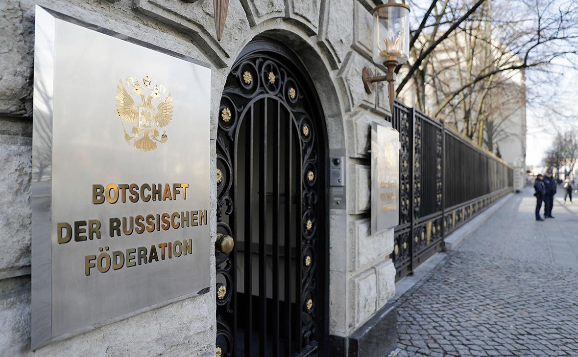 СМИ назвали высылаемых из ФРГ дипломатов агентами внешней разведки России