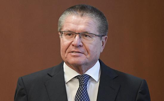 Бывший глава Минэкономразвития Алексей Улюкаев