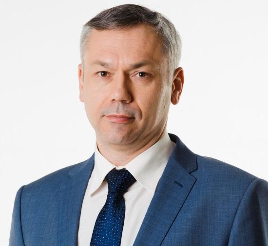 Мэр Вологды Андрей Травников