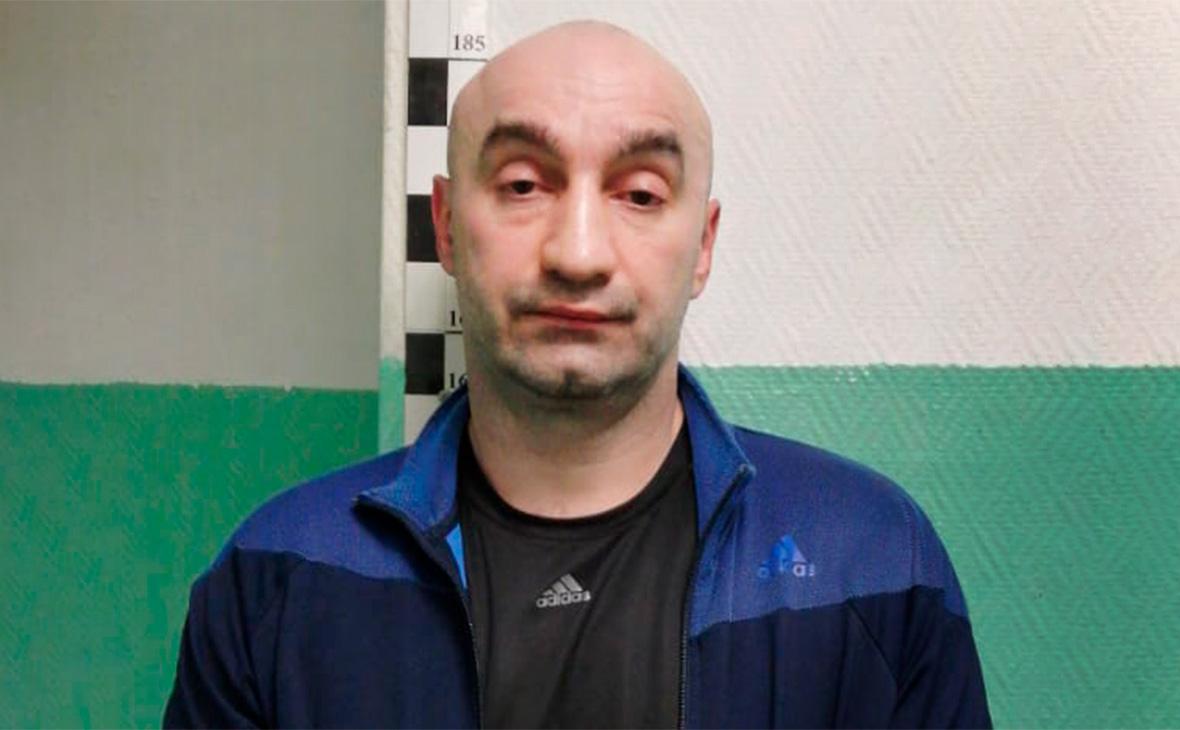 Подозреваемый в убийстве двух сотрудников милиции в 1995 году на юге Москвы
