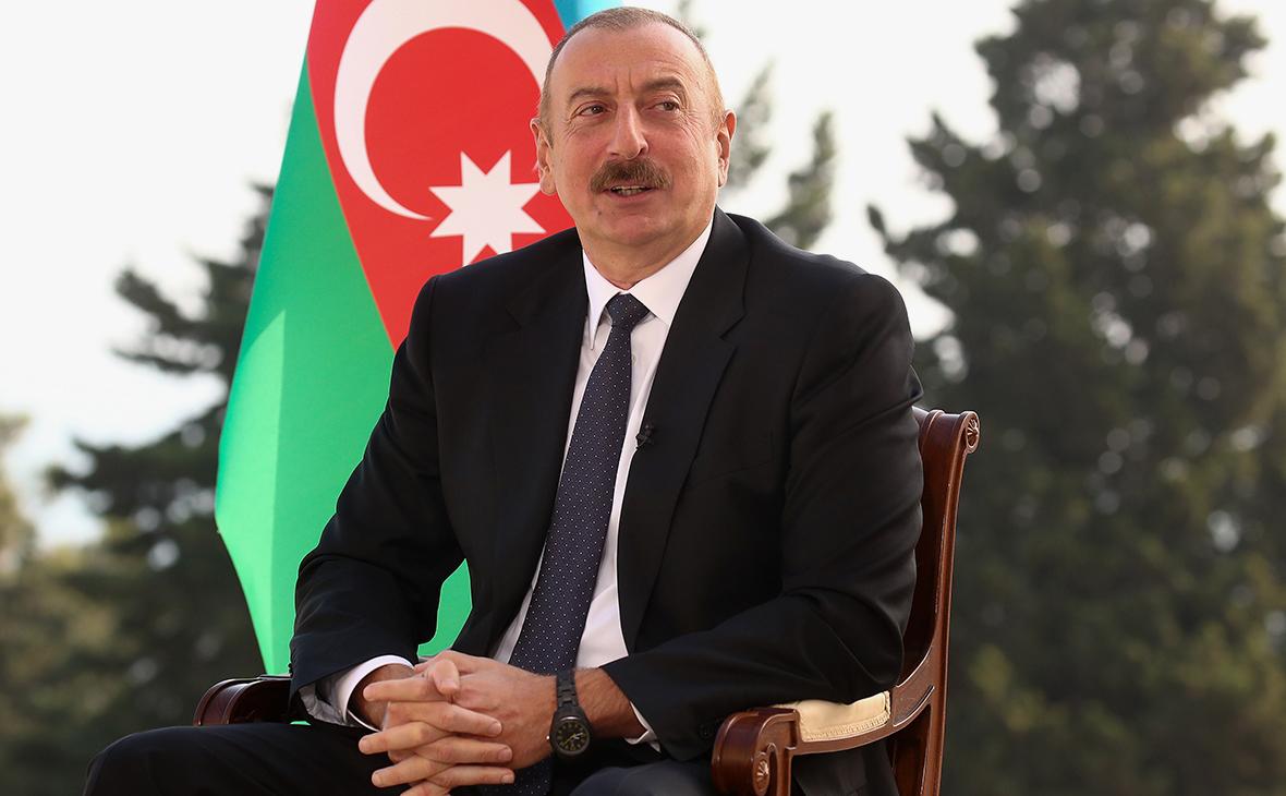 Алиев заявил о возможности культурной автономии армян в Нагорном Карабахе