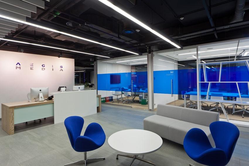 Фото:Contract Interiors