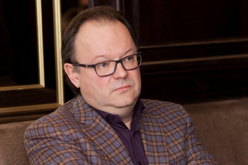 Вениамин Грабар, президент «Ладога Дистрибьюшен»