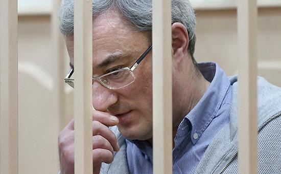Экс-губернатор Республики Коми Вячеслав Гайзер