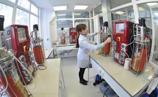 Биотехнологический центр в НИИ гербицидов