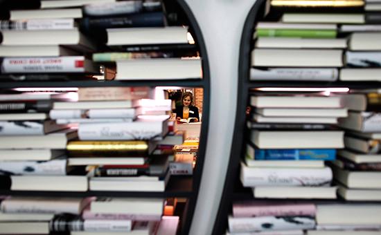 Книжная ярмарка в Германии