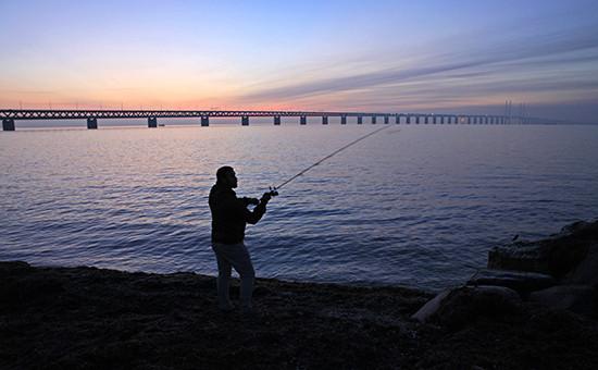 Западное побережье Швеции. Эресуннский мост