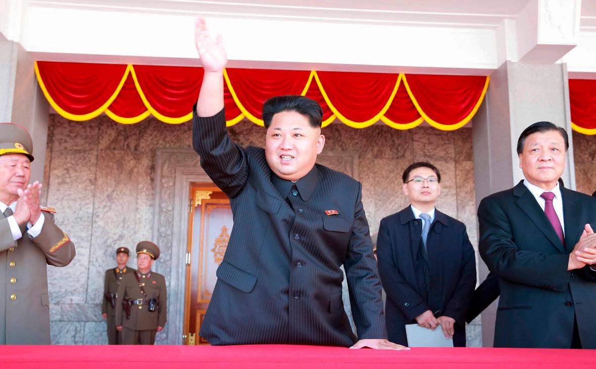 Ким Чен Ын официально стал руководителем КНДР