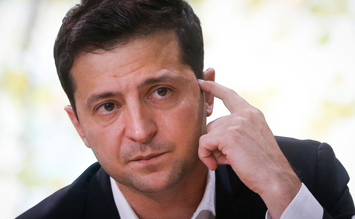 Зеленский заявил о вере в желание России вернуть территории Украине