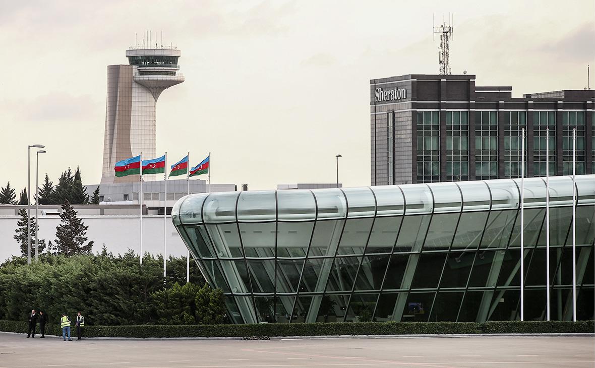 Бакинский международный аэропорт Гейдар Алиев