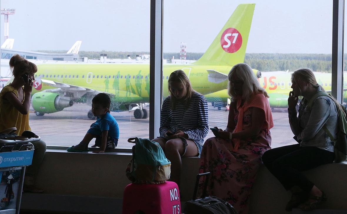 S7 заявила об исчерпании возможности сдерживать рост цен на авиабилеты