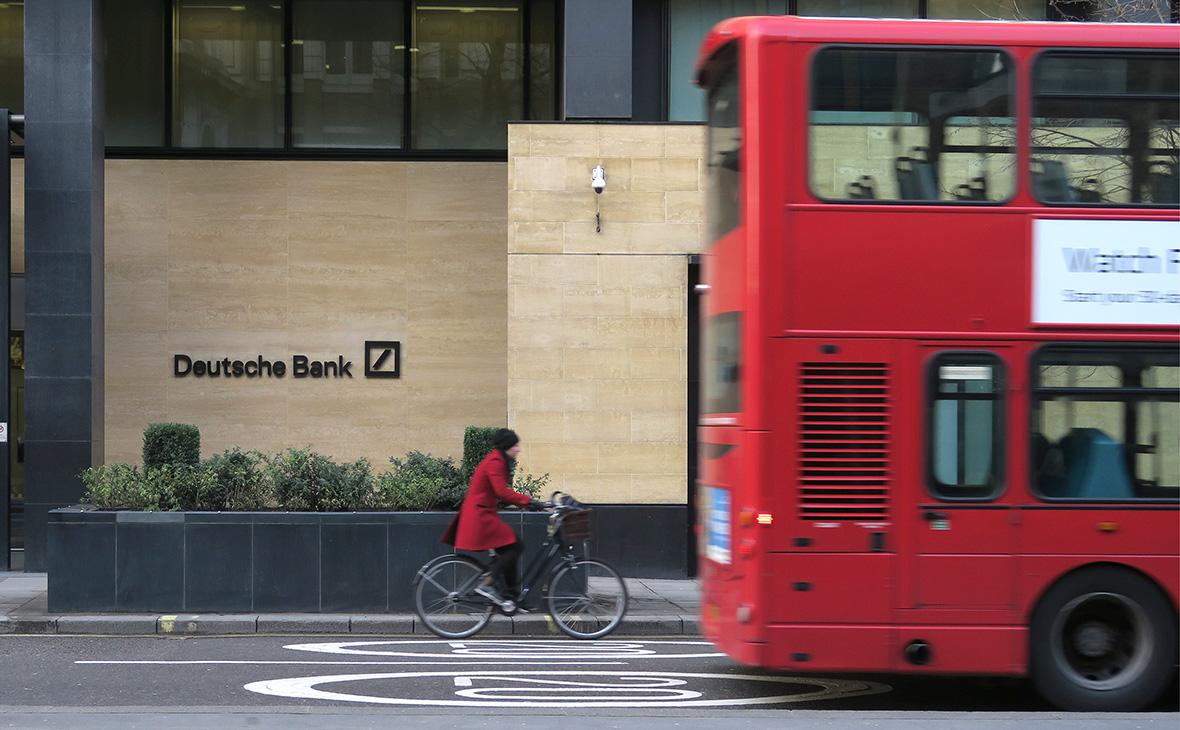 Deutsche Bank. Лондон