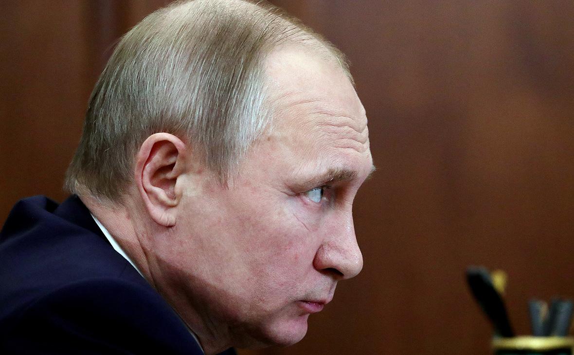 Путин поддержал введение ответственности для банкиров за крах банков