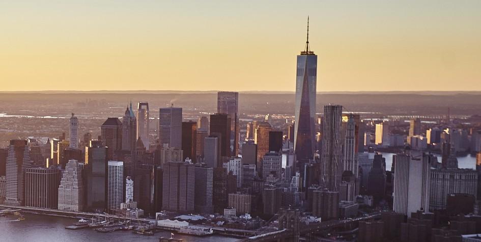 Всемирный торговый центр — 1 на Манхэттене (Фото  One World Trade Center) b2d918cbc0a