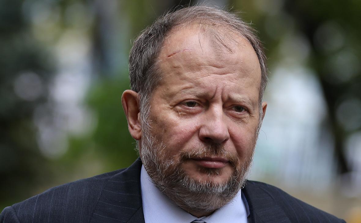 Người giàu nhất Nga trong danh sách các tỷ phú toàn cầu Forbes - Vladimir Lisin