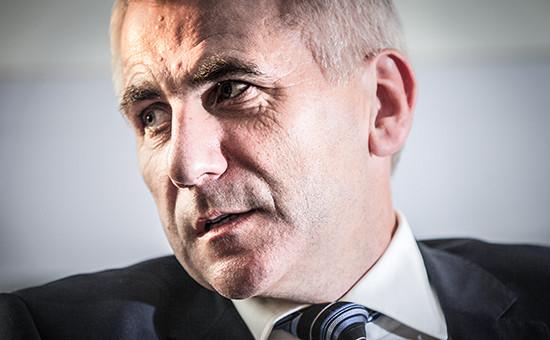 Глава представительства ЕС в России Вигаудас Ушацкис