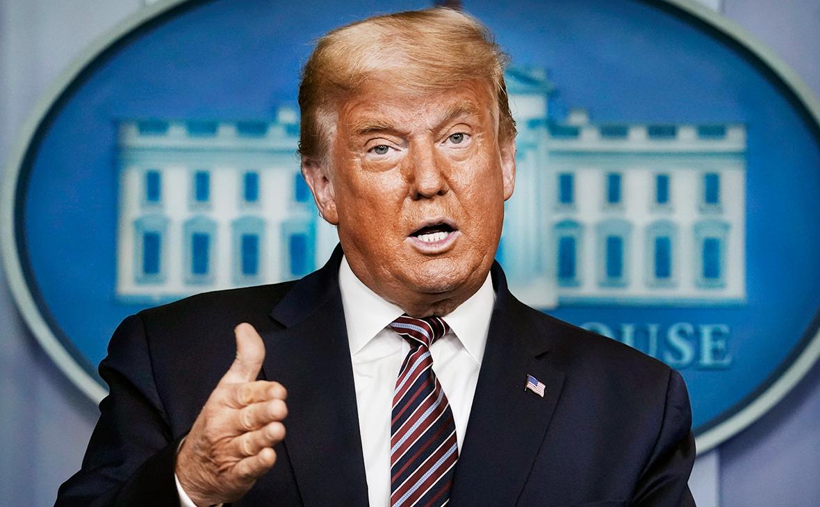 СМИ узнали о беседах Трампа об участии в выборах 2024 года