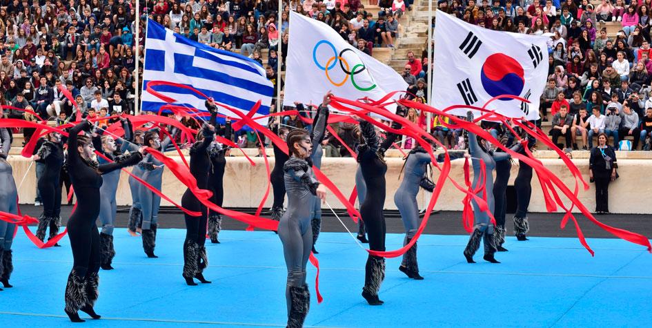 МОК определил место сборной России на церемонии открытия Олимпиады
