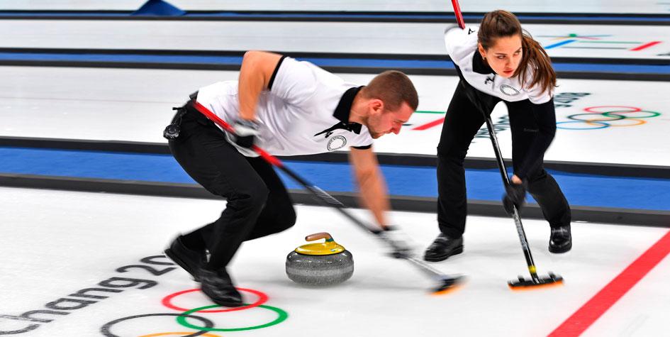 Российские керлингисты переиграли Норвегию на Олимпиаде