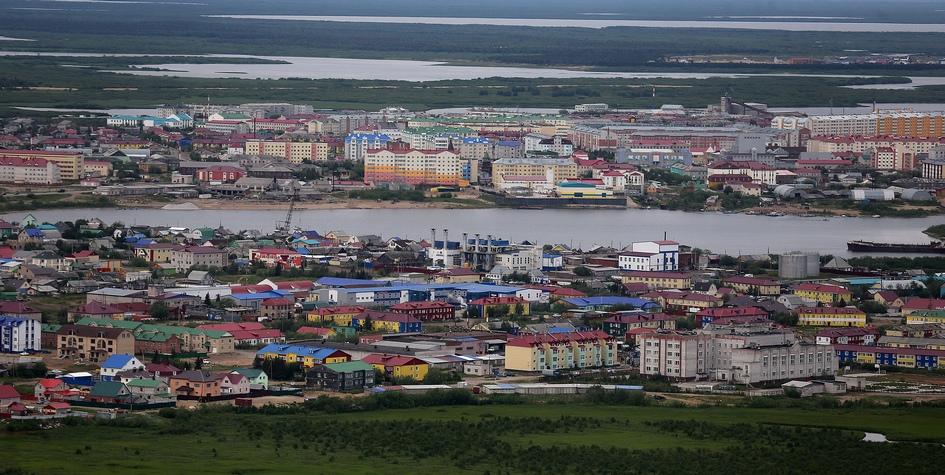 Нарьян-Мар, столица Ненецкого автономного округа