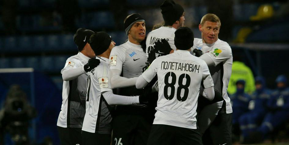 Павел Погребняк вывел «Тосно» в полуфинал Кубка России