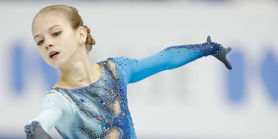 Российские фигуристы выиграли все золото на юниорском чемпионате мира