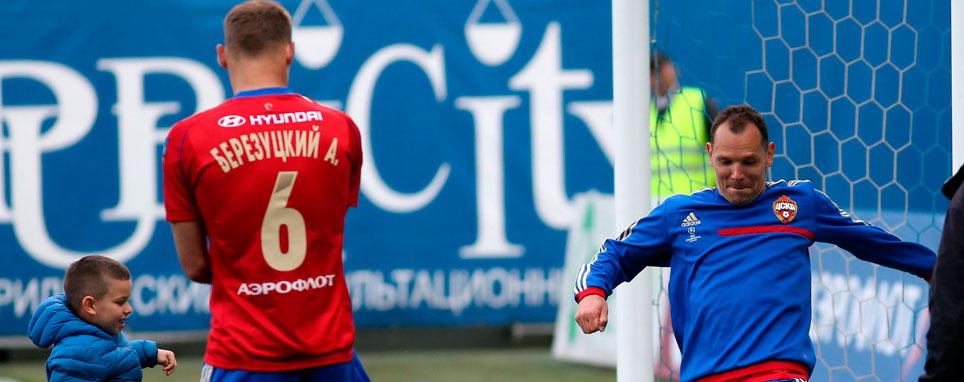 Три защитника ЦСКА завершат карьеру по окончании сезона
