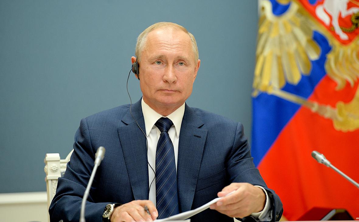 Путин предостерег от «размахивания бритвой» при защите интересов страны