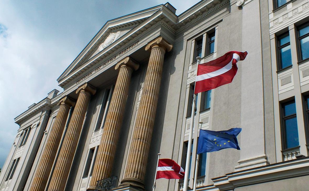 Министерство иностранных дел Латвийской Республики