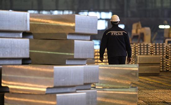 Производство алюминия напредприятиях UC Rusal