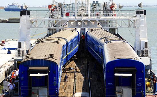 Железнодорожный паром