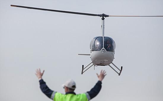 Вертолет «Робинсон-44»  Архивное фото