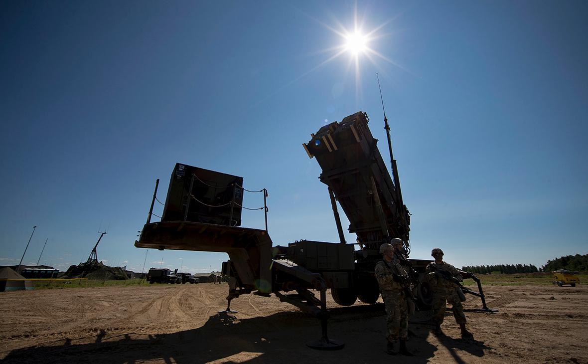 Американский противоракетный комплекс«Пэтриот»