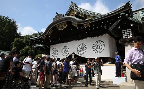 Храм Ясукуни, Токио