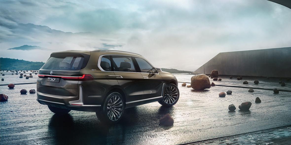 b1391ed4a8508 Названа дата премьеры серийного кроссовера BMW X7 :: Autonews