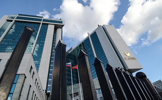 Офис Сбербанка вМоскве