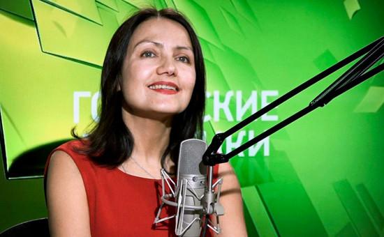 Елена Крупнова