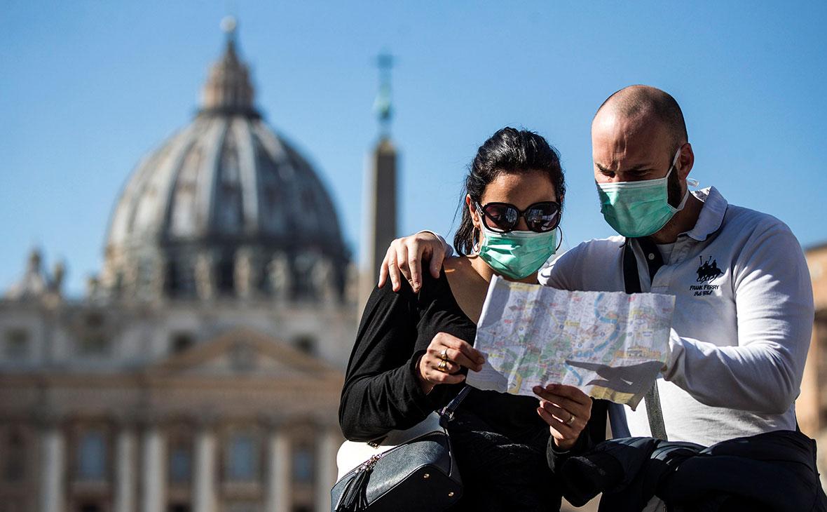 Фото: Angelo Carconi / EPA / ТАСС