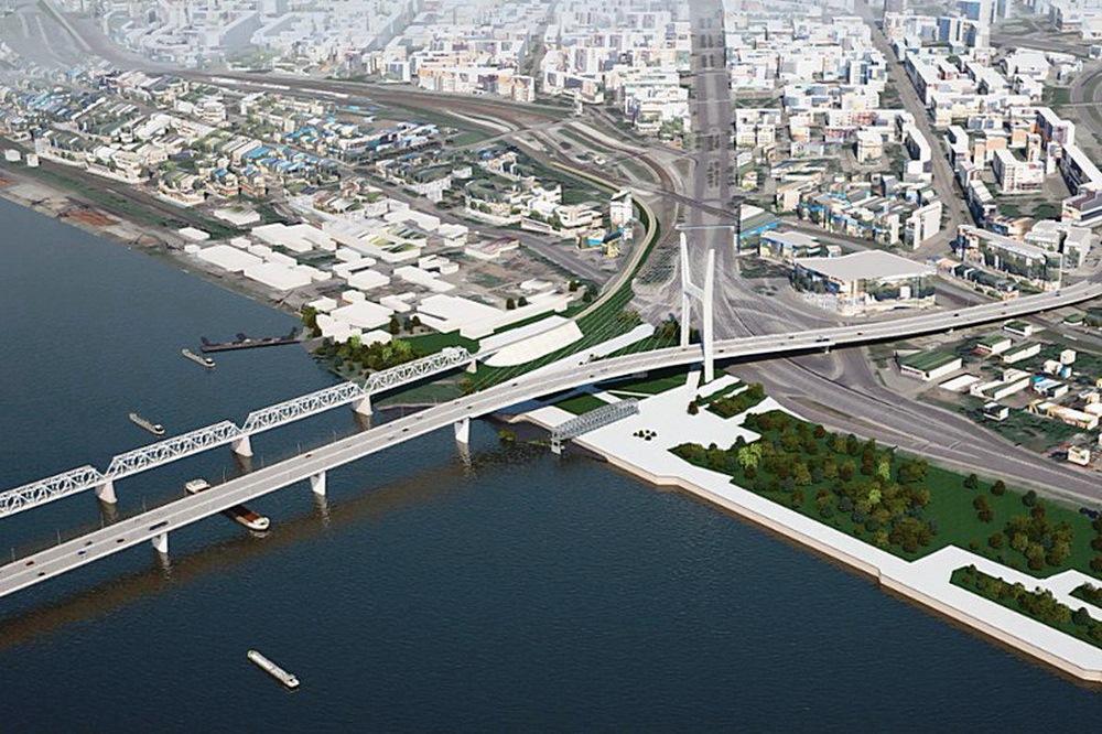 Травников рассказал о перспективах гранта на четвертый мост