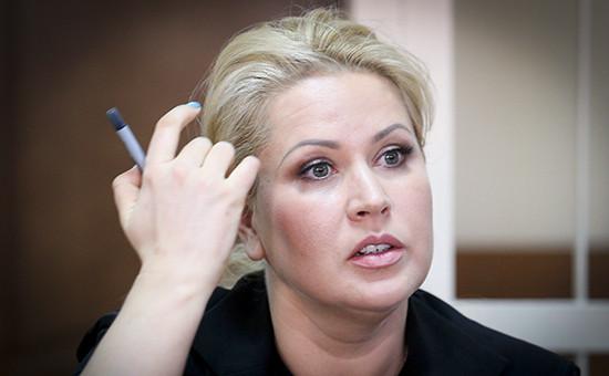 Бывшая глава Департамента имущественных отношений Минобороны РФ Евгения Васильева