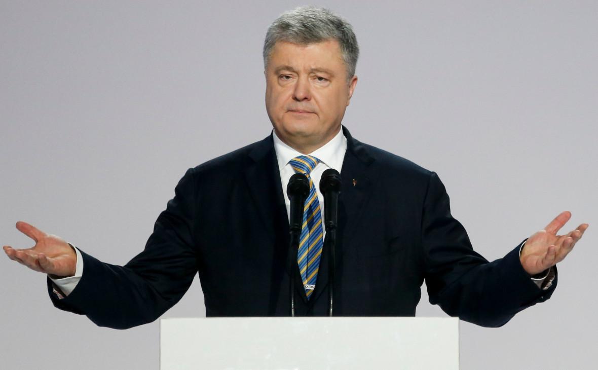 Порошенко пообещал реализовать ракетную программу при победе на выборах