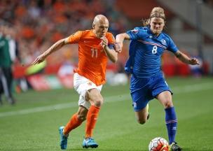 Голландия Исландия