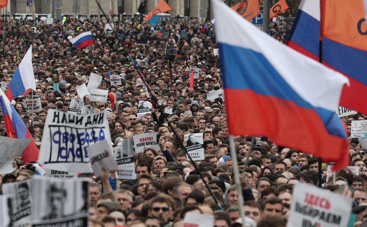 Организаторы шествия 17 августа сообщили об отказе мэрии его согласовать