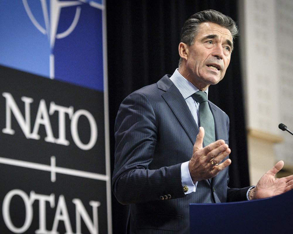Генеральный секретарь НАТО Андерс Фог Рассмусен