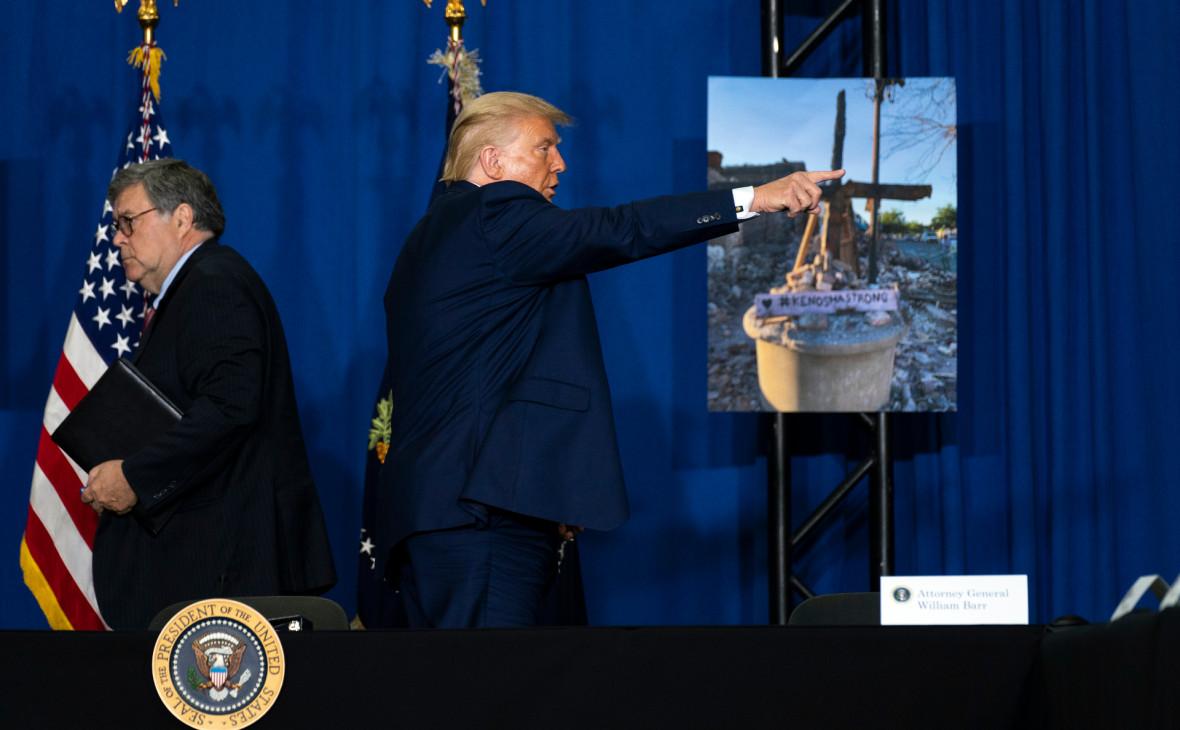 Трамп объявил об отставке генпрокурора США